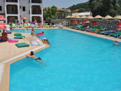 Ekinci Palace Swimming Pool