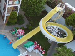 Ekinci Palace Water Slide